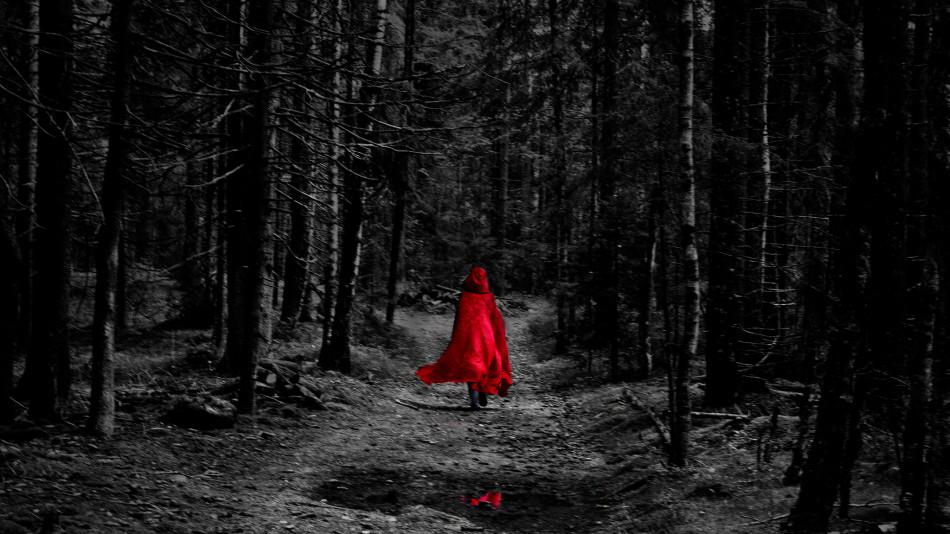 Red riding hood, Fredrik Krey Stubberud (Розчленування, канібалізм і збочення)