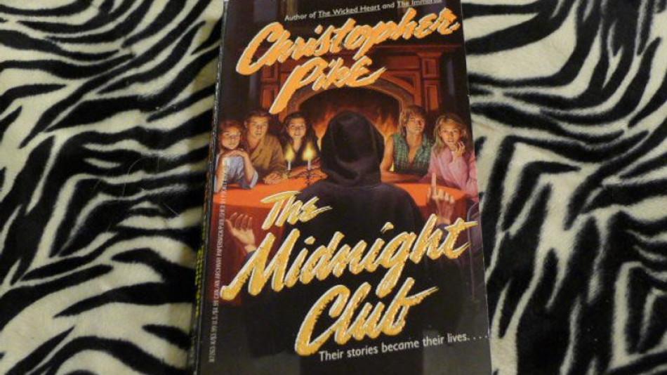 (Майк Фленеґан адаптує культову підліткову книгу жахів для Netflix)