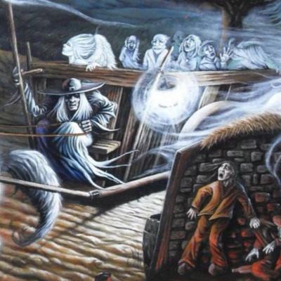 Загадковий бретонець Анку́: батько тривоги і посланець смерті