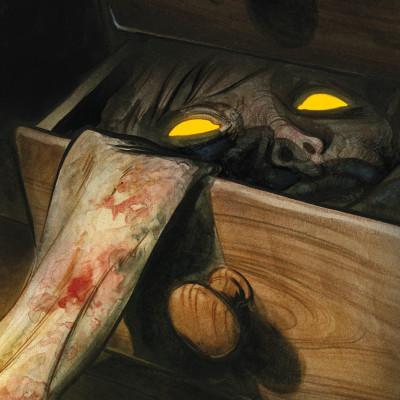 Українське видавництво випускає комікс жахів «Округ Герроу»